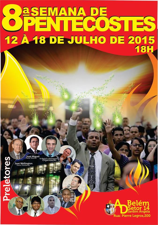 Pentecostes 2015