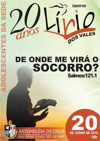 lirio20anos